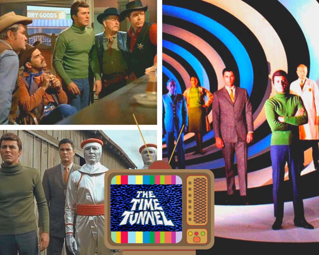 Time Tunnel Collage